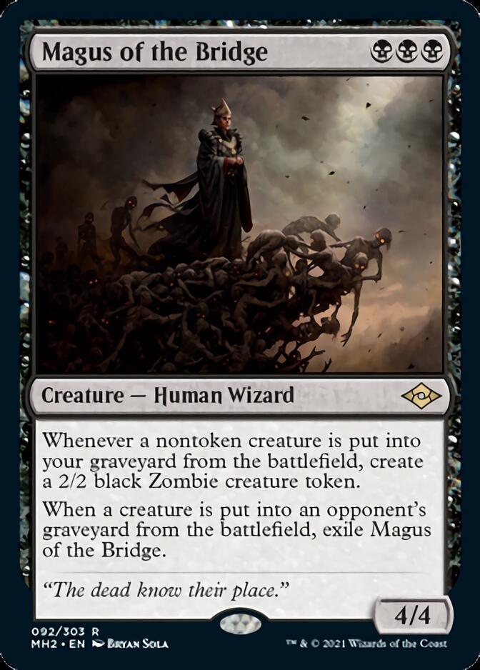 Magus of the Bridge [MH2]