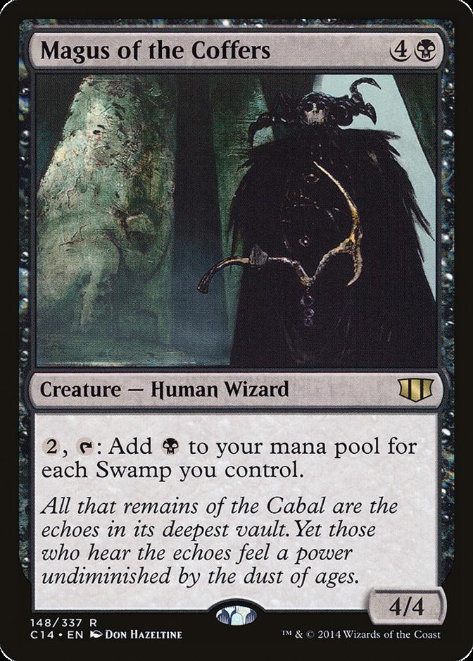 Magus of the Coffers [C14]