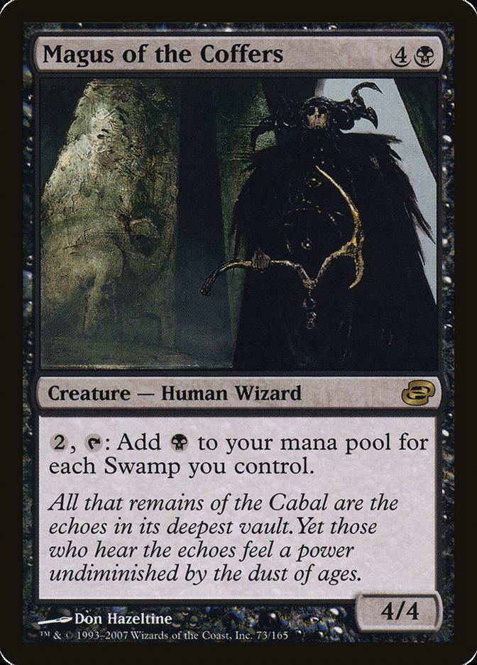 Magus of the Coffers [PLC]