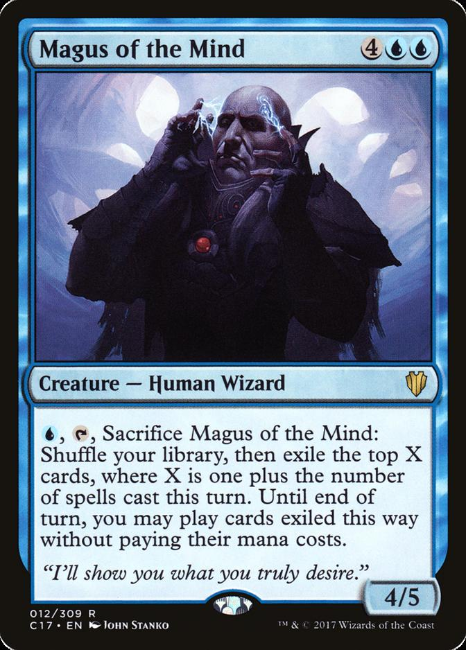 Magus of the Mind [C17]