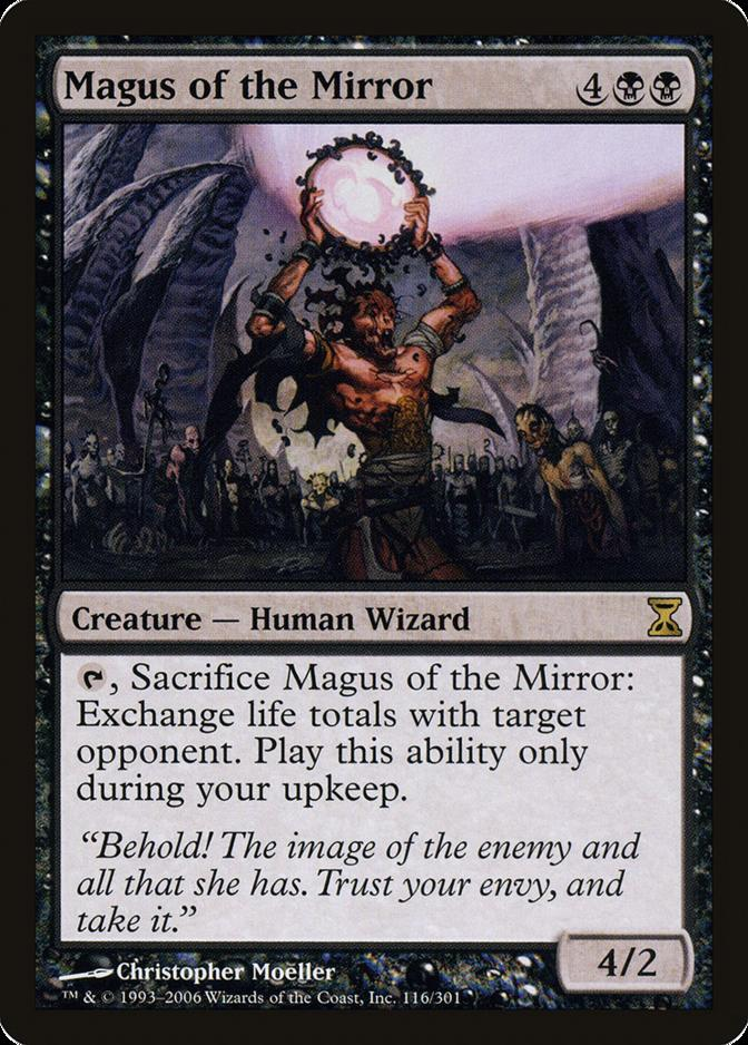 Magus of the Mirror [TSP]