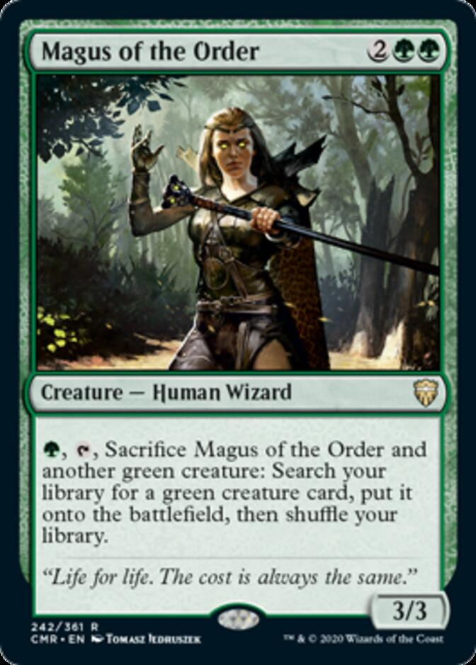 Magus of the Order [CMR]