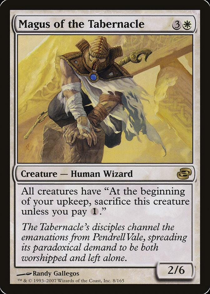 Magus of the Tabernacle [PLC]