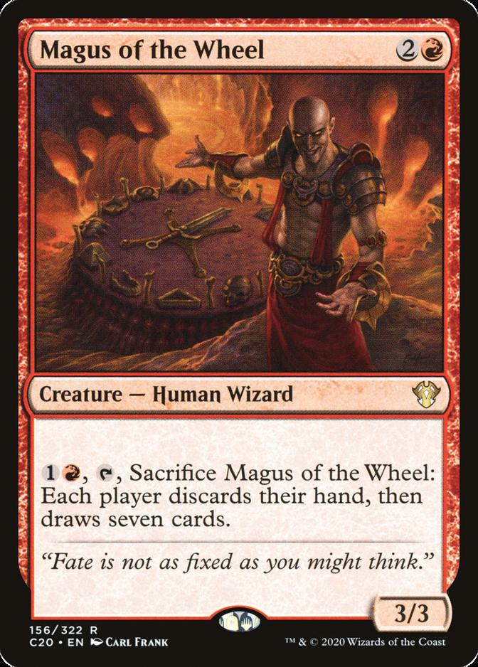 Magus of the Wheel [C20]