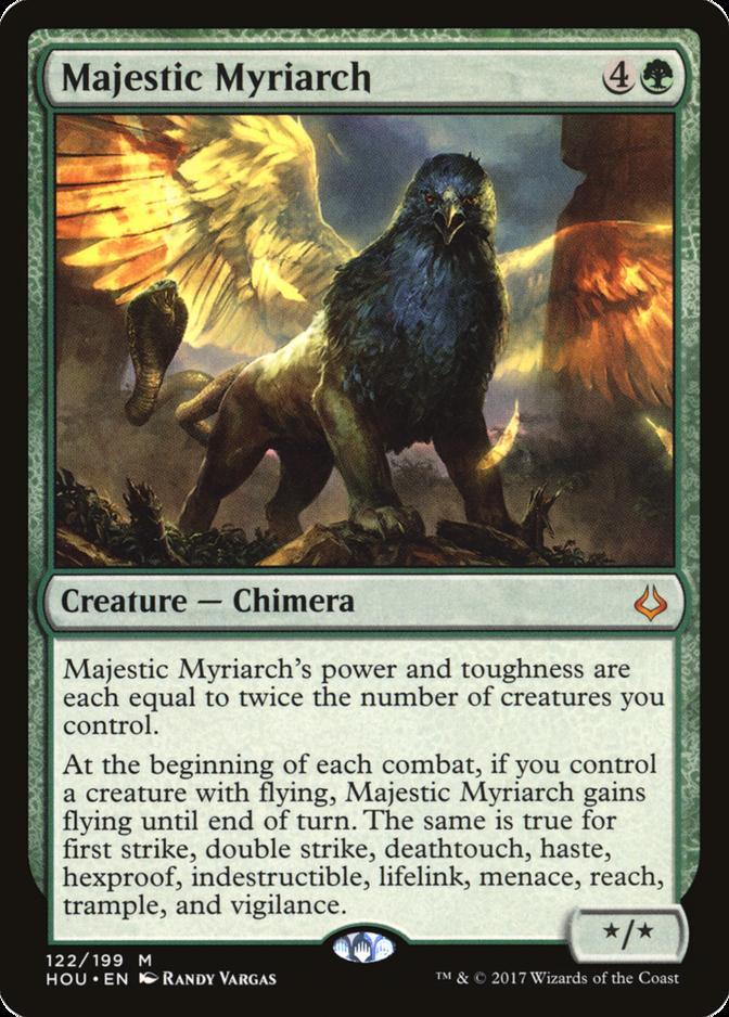 Majestic Myriarch [HOU]