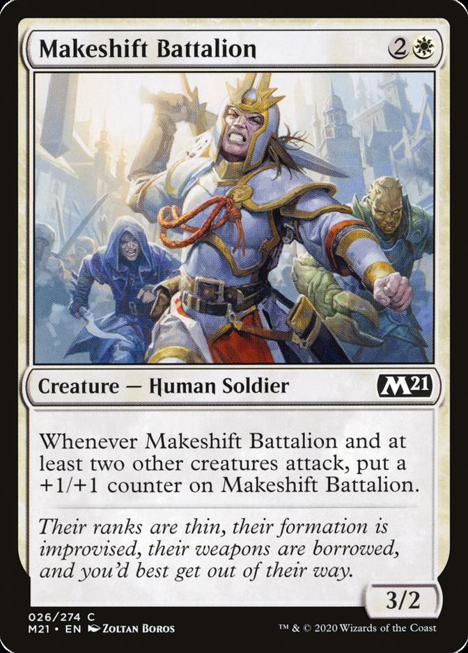Makeshift Battalion [M21]