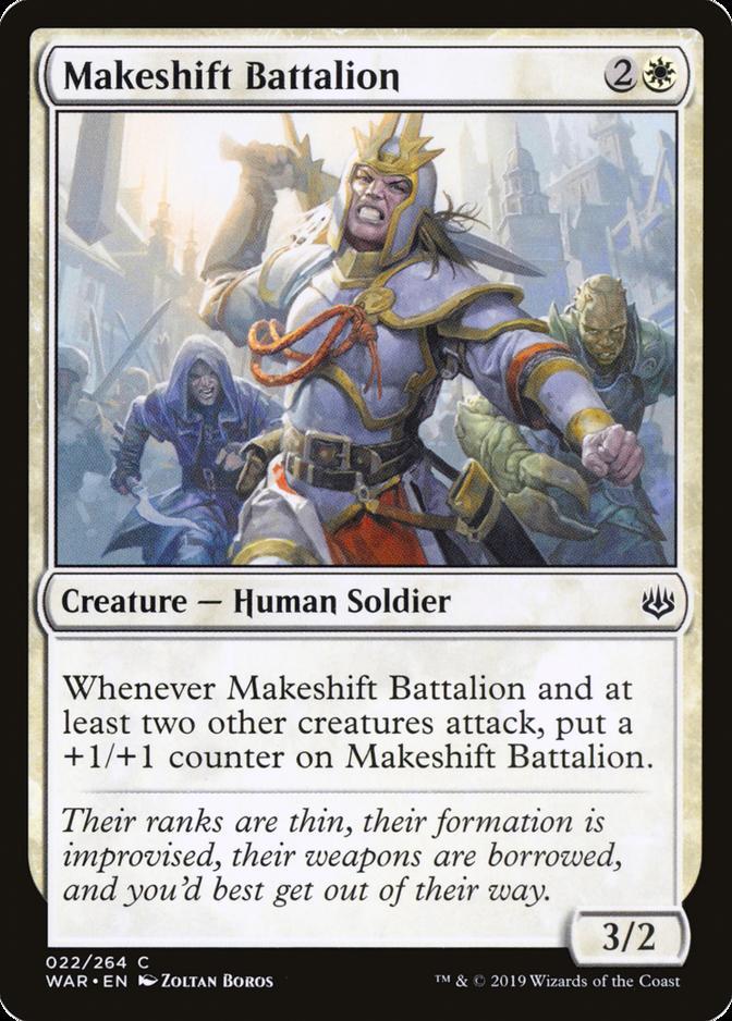 Makeshift Battalion [WAR]