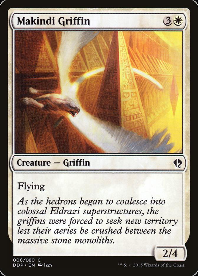 Makindi Griffin [DDP]