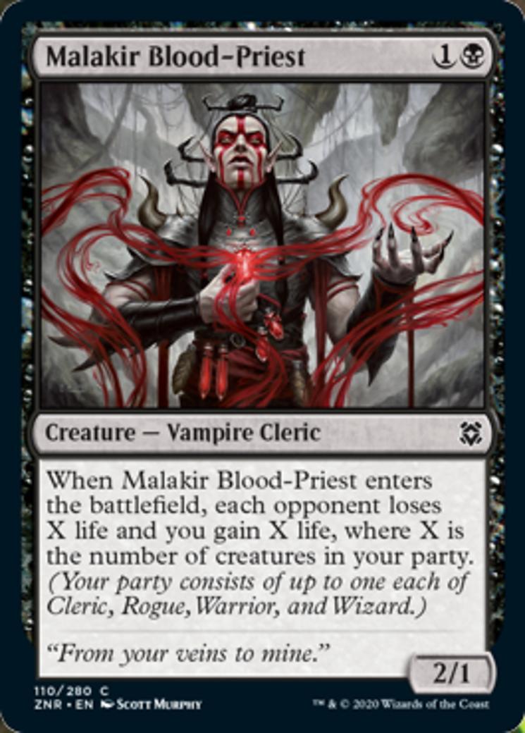 Malakir Blood-Priest [ZNR]