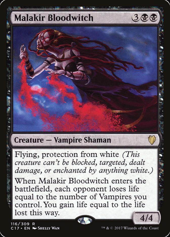 Malakir Bloodwitch [C17]