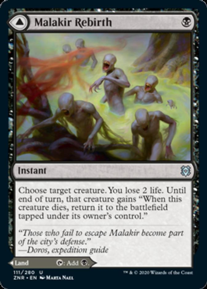 Malakir Rebirth [ZNR]