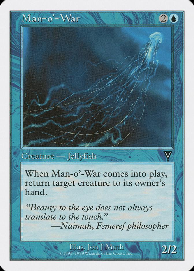 Man-o'-War [BRB]