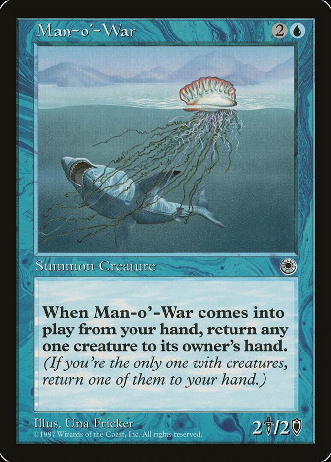 Man-o'-War [POR]