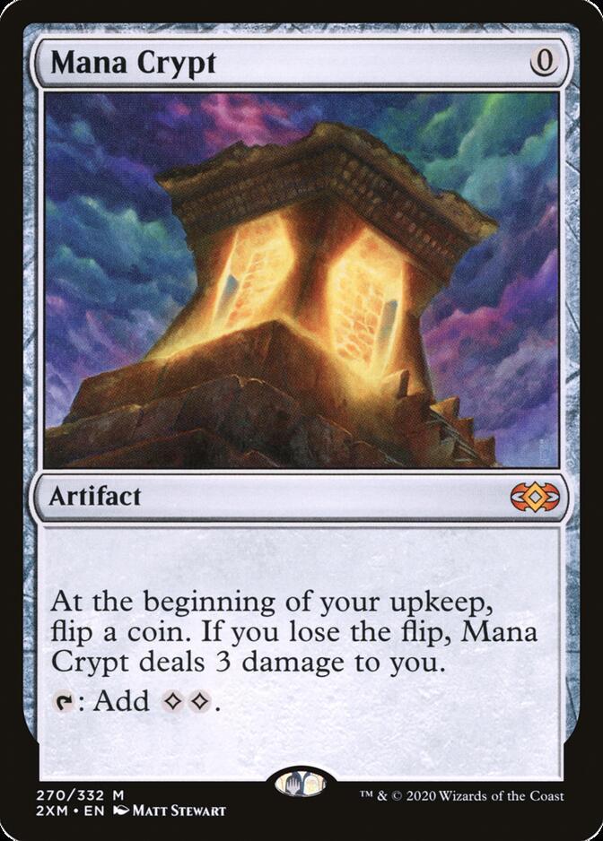 Mana Crypt [2XM]