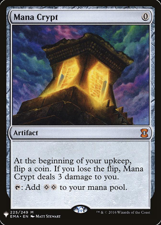 Mana Crypt [MB1]