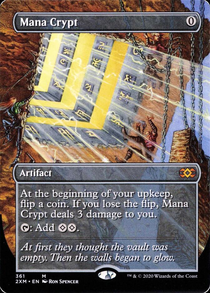 Mana Crypt [P2XM]