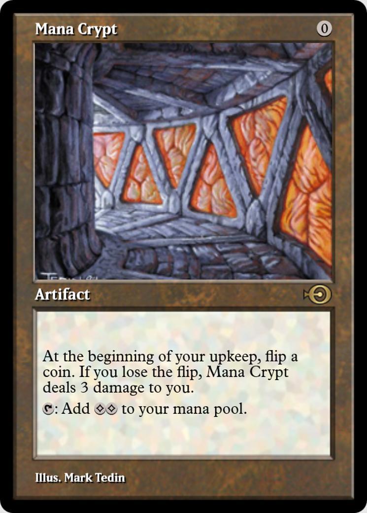 Mana Crypt [PRM]