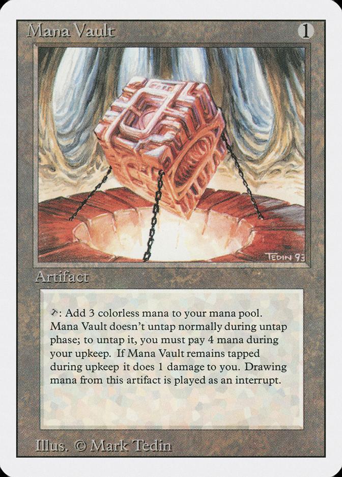 Mana Vault [3ED]