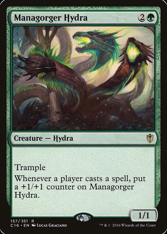 Managorger Hydra [C16]