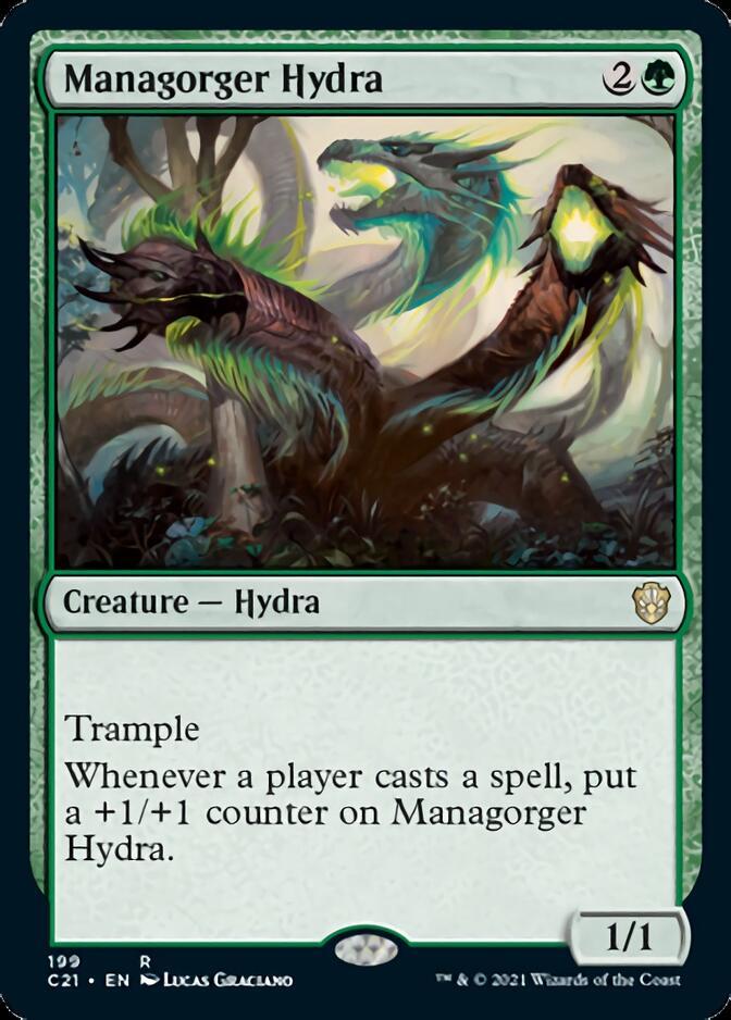 Managorger Hydra [C21]