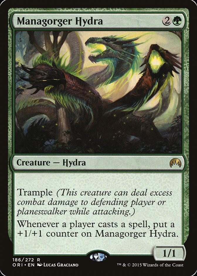 Managorger Hydra [ORI]