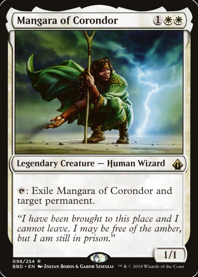 Mangara of Corondor [BBD]