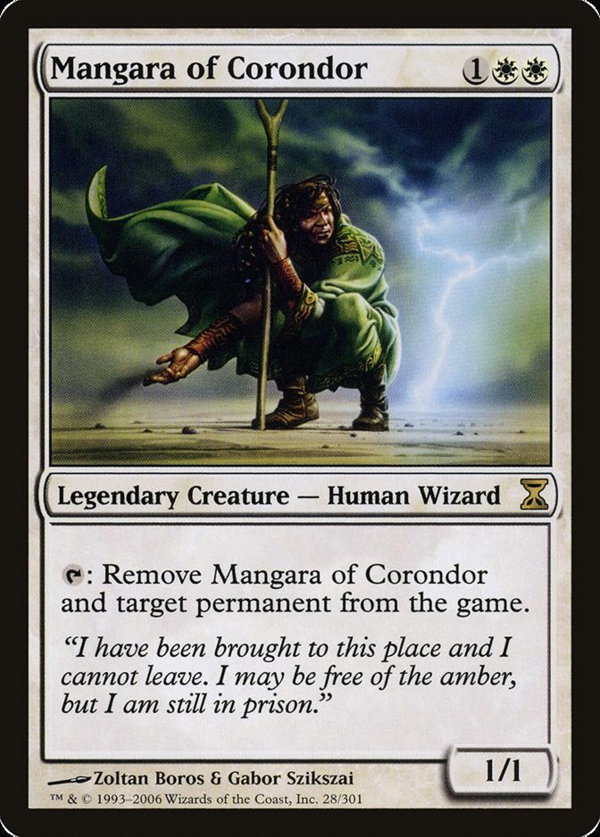 Mangara of Corondor [TSP]