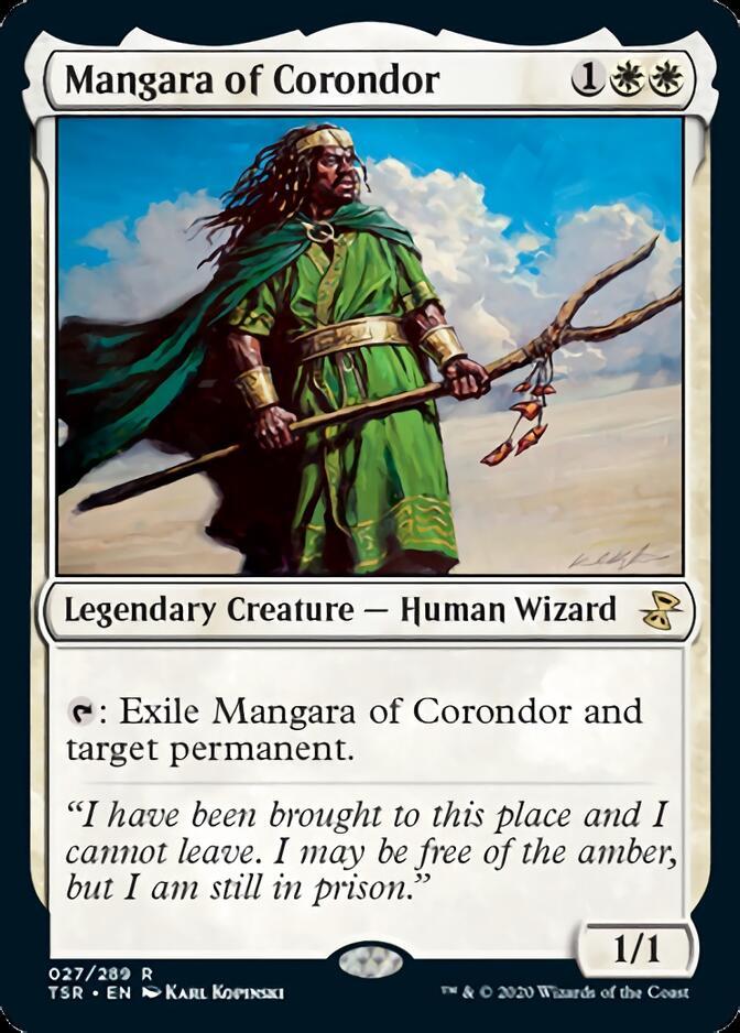 Mangara of Corondor [TSR]
