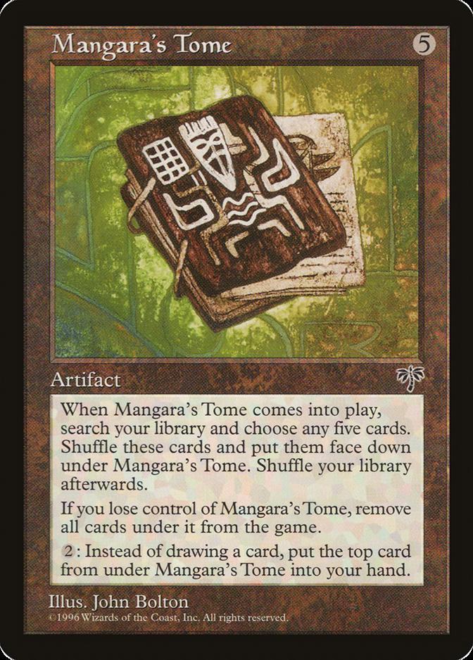 Mangara's Tome [MI]
