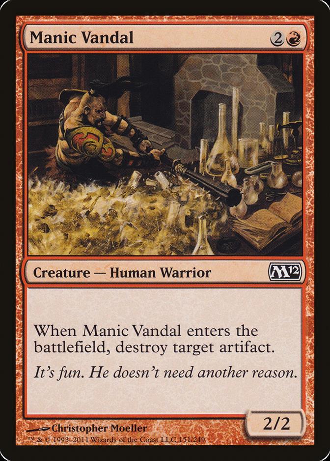 Manic Vandal [M12]