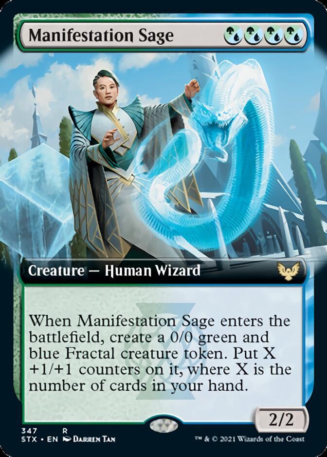 Manifestation Sage <extended> [STX]