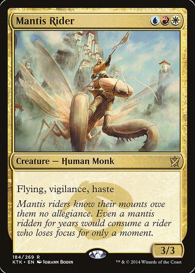 Mantis Rider [KTK]