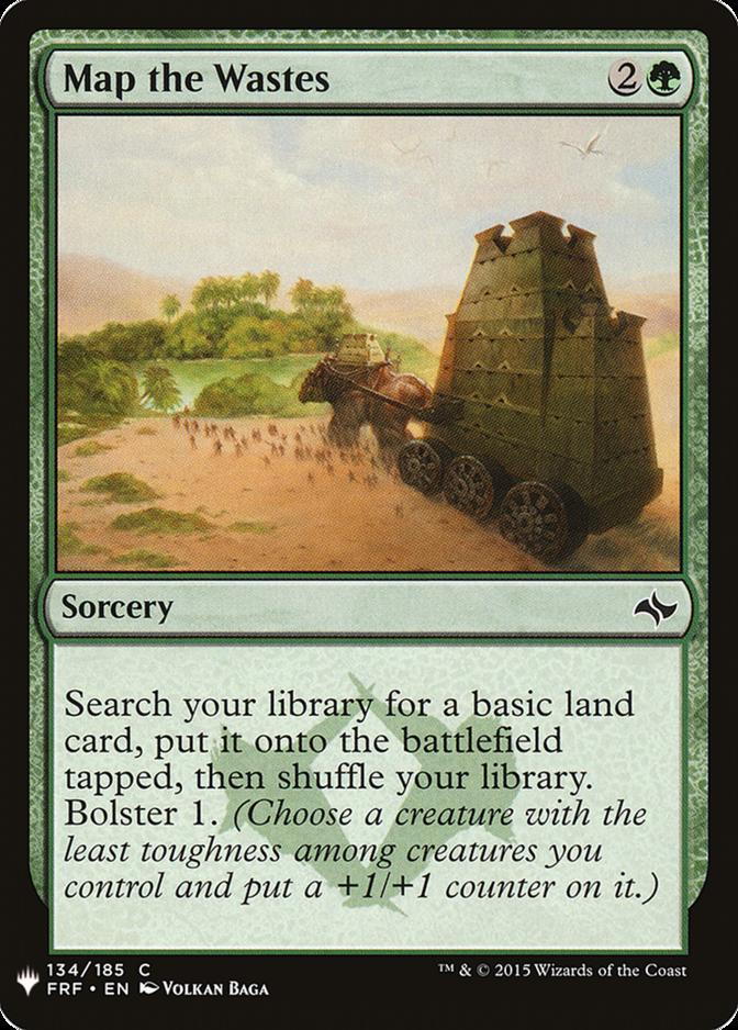 Map the Wastes [MB1]