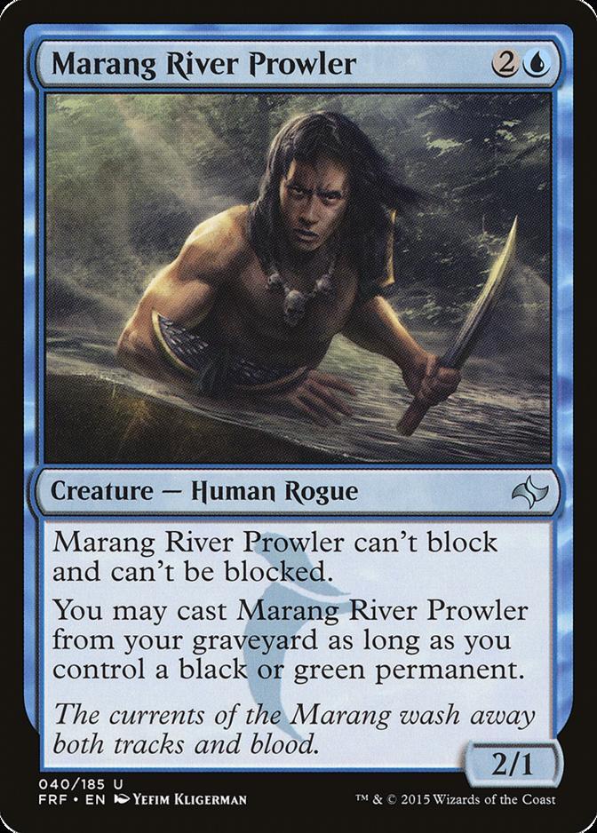 Marang River Prowler [FRF]