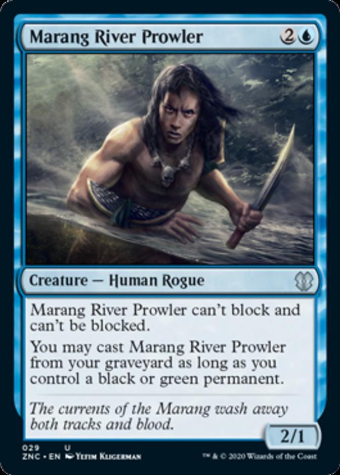 Marang River Prowler [ZNC]