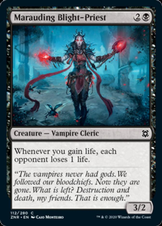Marauding Blight-Priest [ZNR]