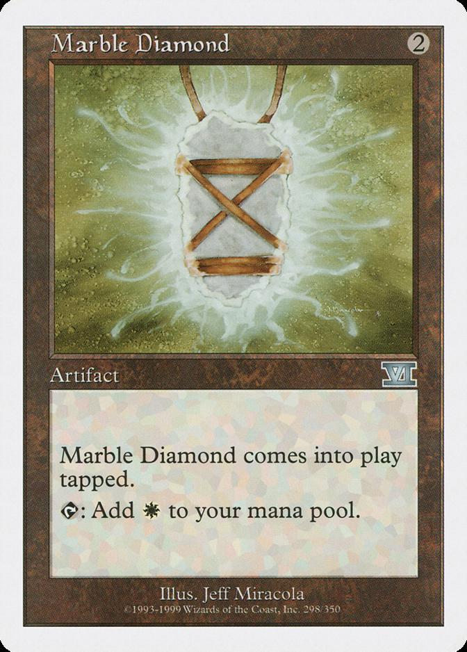 Marble Diamond [6ED]