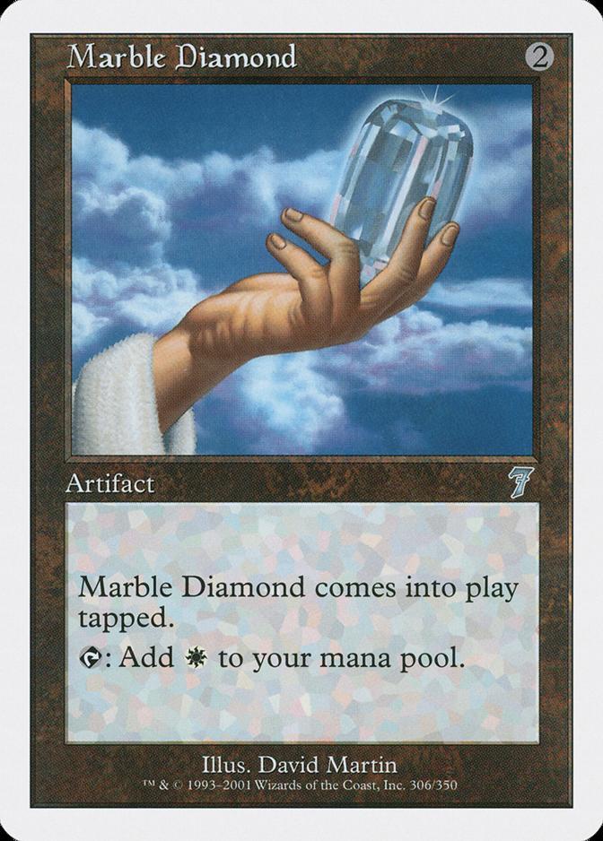 Marble Diamond [7E]