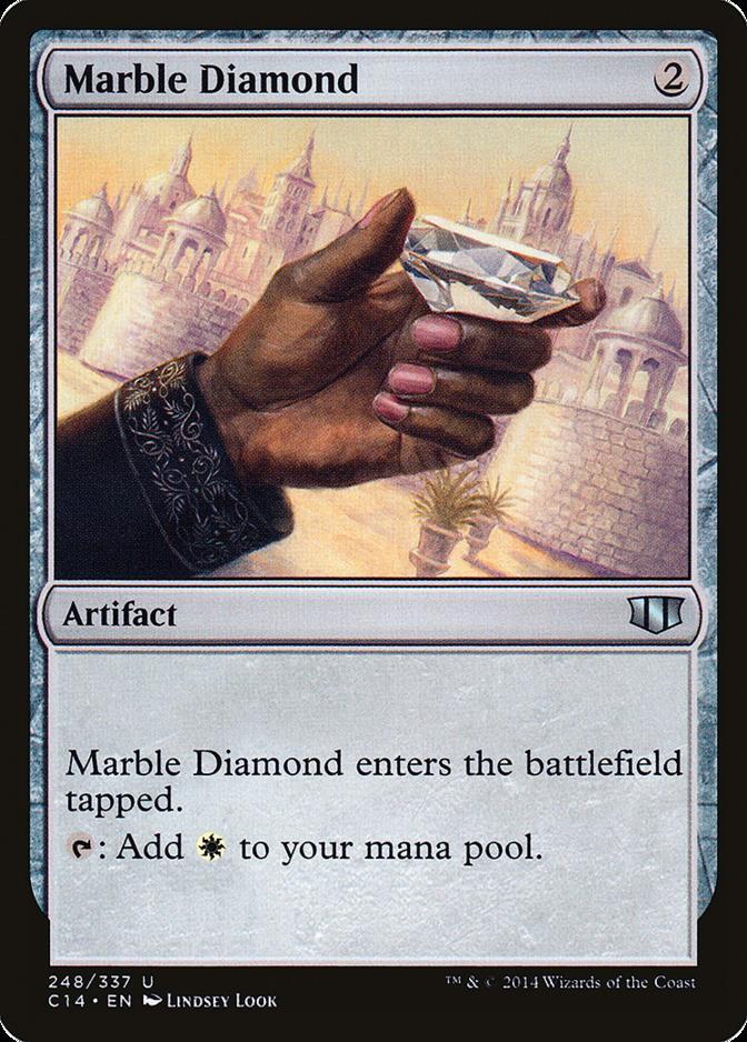Marble Diamond [C14]