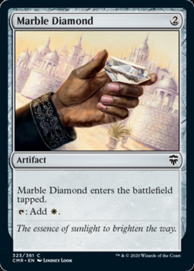 Marble Diamond [CMR]