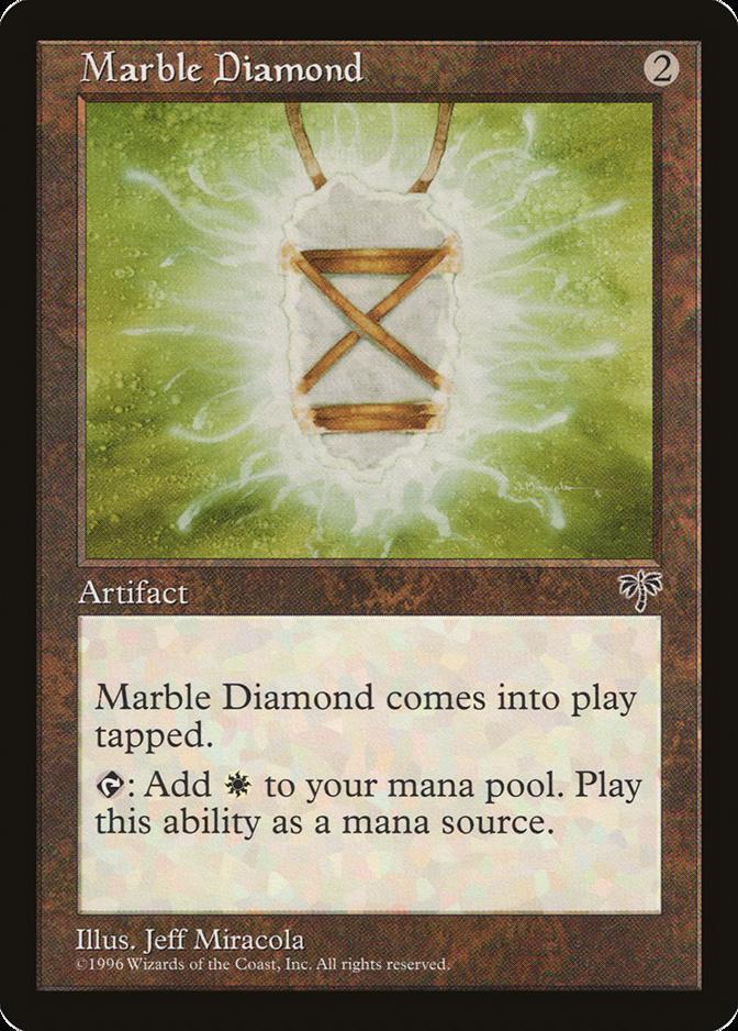 Marble Diamond [MI]