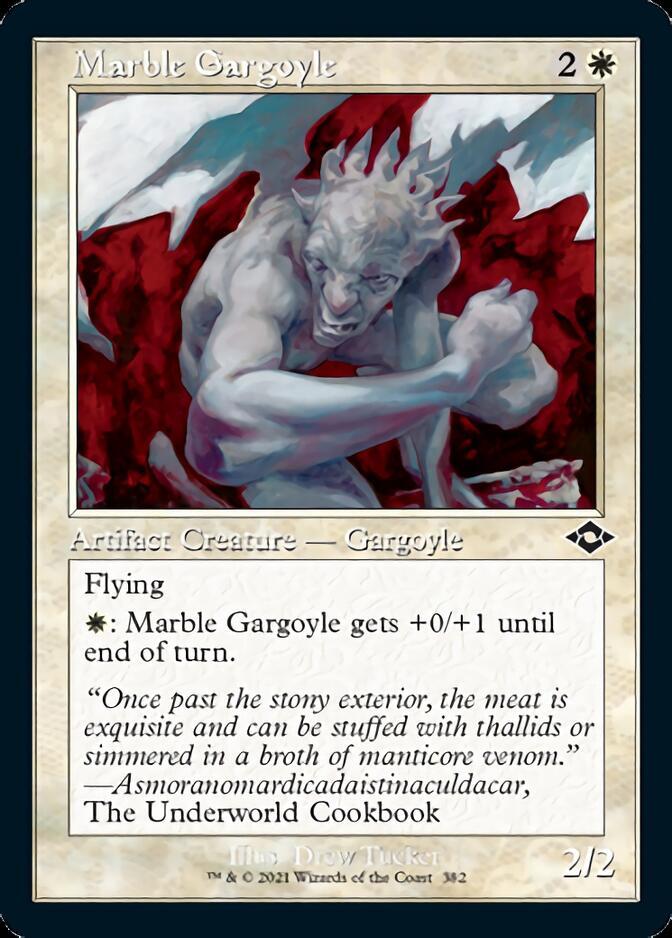 Marble Gargoyle <retro> [MH2] (F)