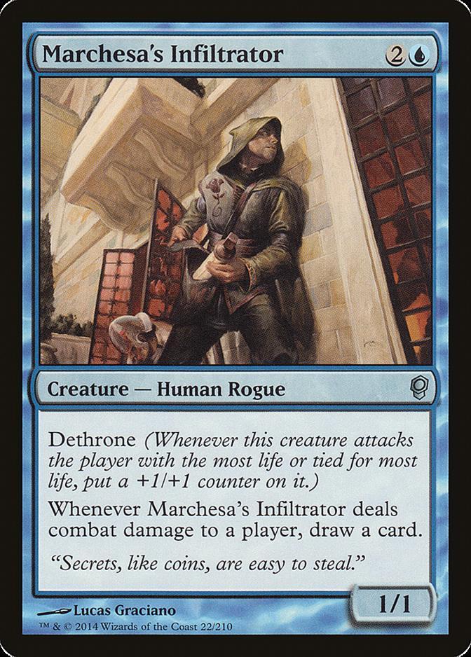 Marchesa's Infiltrator [CNS]