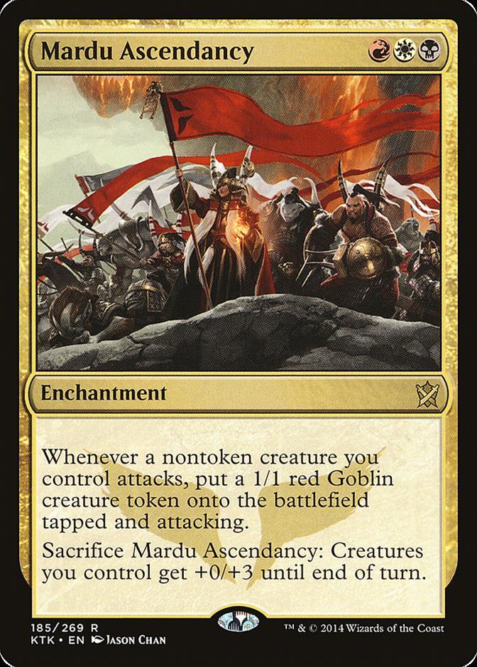 Mardu Ascendancy [KTK]