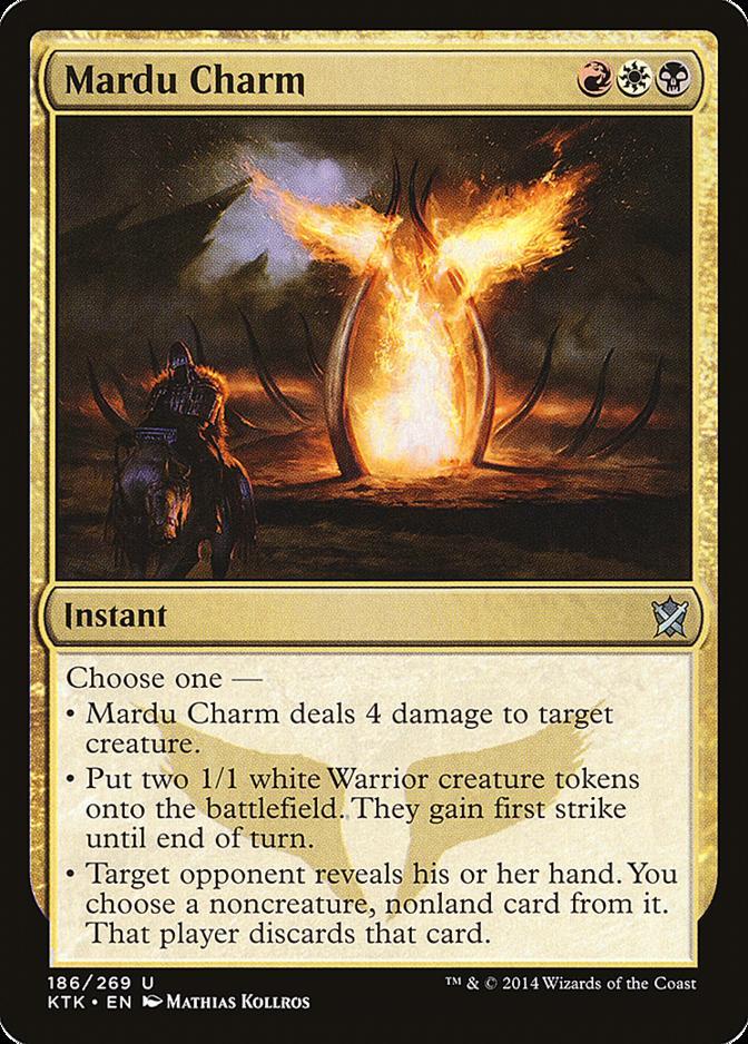 Mardu Charm [KTK] (F)