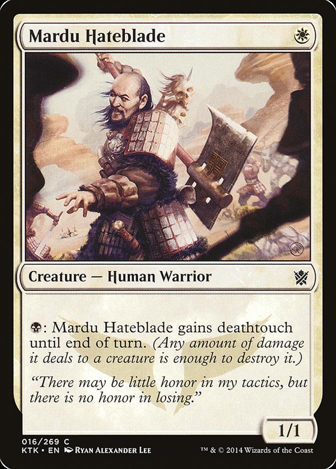 Mardu Hateblade [KTK] (F)