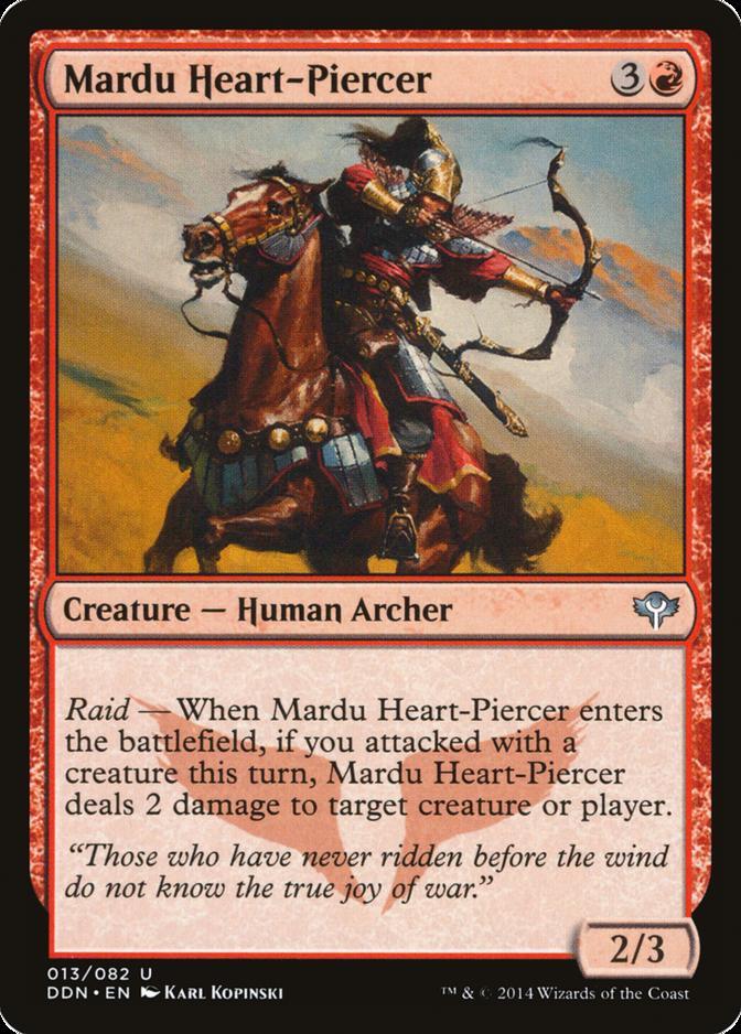 Mardu Heart-Piercer [DDN]