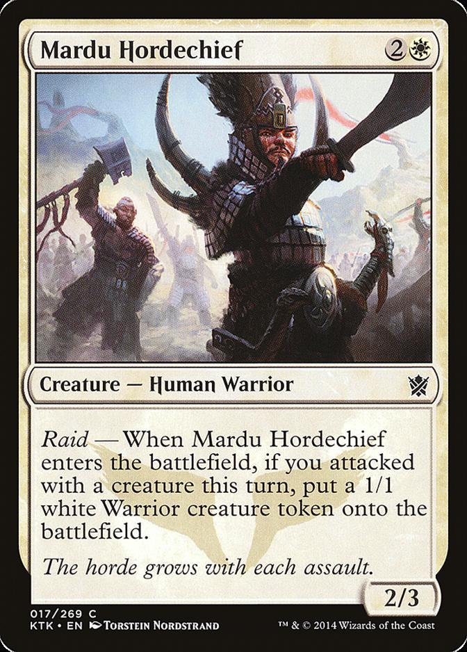 Mardu Hordechief [KTK]