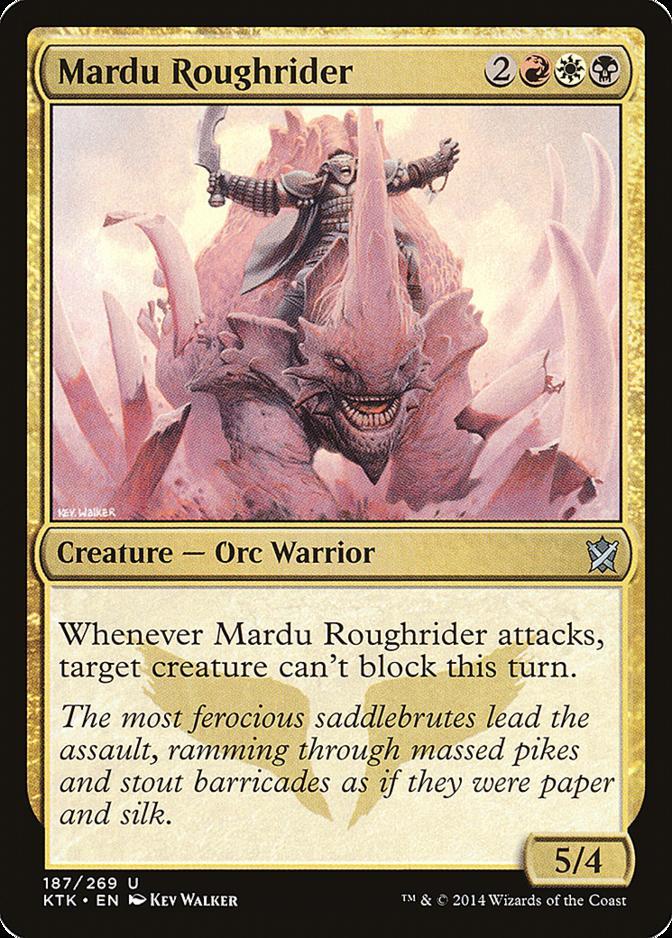 Mardu Roughrider [KTK]