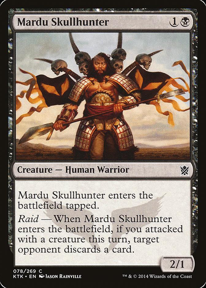 Mardu Skullhunter [KTK]